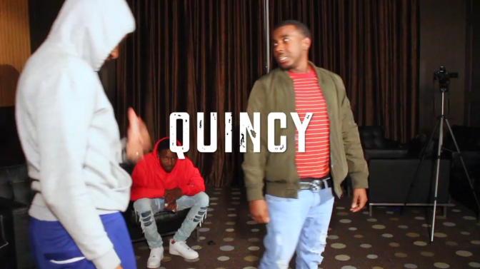IN THE CUT Freestyle | 🍦Quincy Owns🍦
