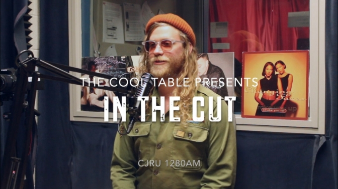 The Cool Table Presents: IN THE CUT 16 🍦Allen Stone🍦 {Part 1}