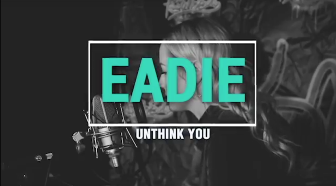 IN THE CUT Live 🍦Eadie🍦'Unthink You' Presented by Kiss My Soles