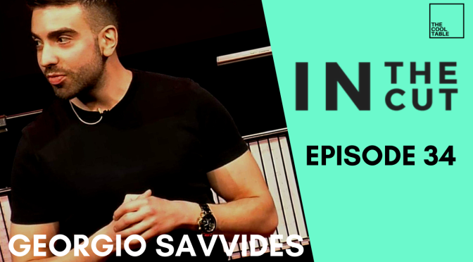IN THE CUT EP.34 | 🍦Georgio Savvides 🍦Founder of The Hip Hop Orchestra